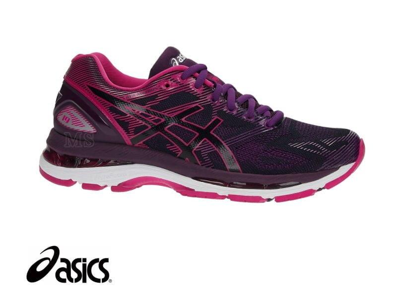 האופנה האופנתית נעלי אסיקס לנשים ASICS NIMBUS 19 PK – מאסטר ספורט HI-74